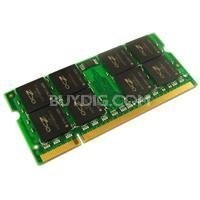OCZ 2GB PC2-5400 667MHz DDR2 Value SoDIMM Module (OCZ2MV6672G)