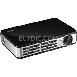 Qumi Q5 500 Lumen WXGA HD 720p HDMI 3D-Ready Pocket DLP Projector Refurbished
