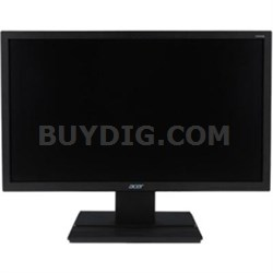 "V226HQL 21.5"" Full HD LED Backlit LCD Monitor with Speakers - UM.WV6AA.A02"