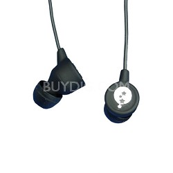 Si300B True Fidelity Sound Isolation Earbuds (Black)
