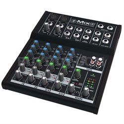 Mix Series Mix8 8-Channel Mixer