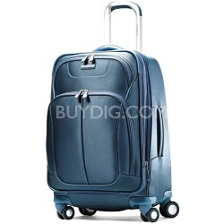 "Hyperspace 21.5"" Carry On Spinner Luggage (Totally Teal)"