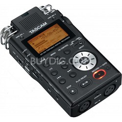 DR100 Portable Professional Digital Recorder DR-100