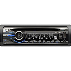 CDX-GT550UI MP3/WMA/AAC Player CD Receiver with iPod Direct Control