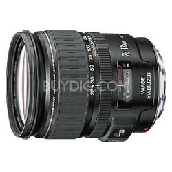 EF 28-135mm F/3.5-5.6 USM Image Stabilizer Lens - REFURBISHED