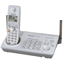 KX-TG5761S 5.8 GHz FHSS GigaRange. Expandable Digital Cordless Phone with Talkin