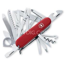 SwissChamp Pocket Knife - Ruby