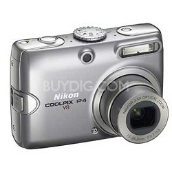 Coolpix P4 8MP Digital Camera
