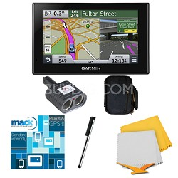 "nuvi 2789LMT Advanced Series 7"" GPS Navigation System Extended Warranty Bundle"