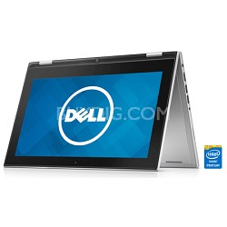 """Inspiron 3000 2-in-1 11.6"""" Touch HD Notebook PC - Intel Pentium - OPEN BOX"""