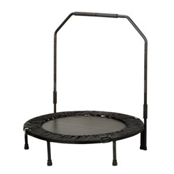 "023B Sunny 40"" Foldable Trampoline with Stabilizing Bar"
