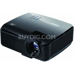 IN104 Portable DLP Projector, 3D ready, XGA, 2700 Lumens