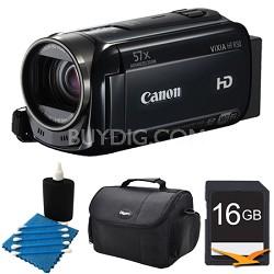 VIXIA HF R50 HD 1080/60p Camcorder Kit