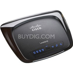 WRT120N Wireless-N Home Router - OPEN BOX