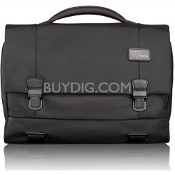 T-Tech Laptop Flap Brief (58627)(Black)
