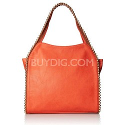 Grayson Shoulder Bag - Coral