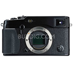X-Pro 1 16MP Digital Camera with APS-C X-Trans CMOS Sensor (Body Only)