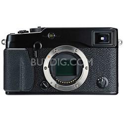 X-Pro 1 16MP Digital Camera with APS-C X-Trans CMOS Sensor (Body Only)