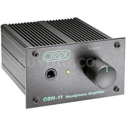 OBH-11 Headphone Amplifier - Black