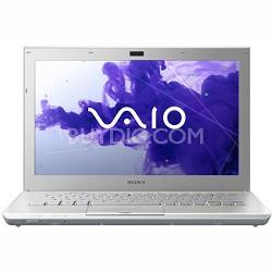 "VAIO VPCSA35GX 13.3"" Notebook PC - Silver Intel Core i5-2430M"