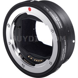 Mount Converter MC-11 for Sigma Lenses - Sony E Mount