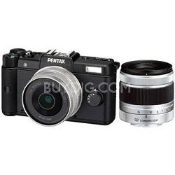 Q Black Dual Lens Kit