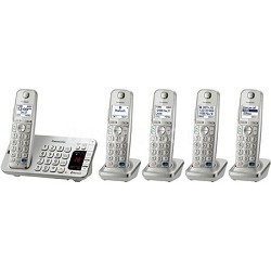KXTGE275S Dect 6.0 5 Digital Cordless Handset REFURBISHED