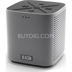 Blazar Portable Bluetooth Speaker and Speakerphone - Deep Graphite