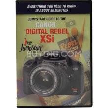 Digital Rebel XSi DVD Guide