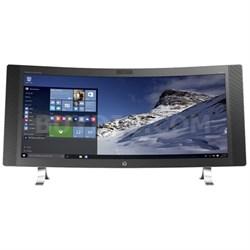 """ENVY 34-a010 34""""  i5-6400T Curved All-in-One Desktop - Manufacturer Refurbished"""