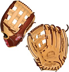 Pro Preferred 12.75 inch 2-Tone Baseball Glove (Left Handed Throw)