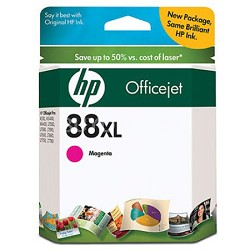 88 Magenta XL OfficeJet Ink Cartridge  - 1700 pages
