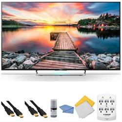 KDL-75W850C - 75-Inch Full HD 1080p 3D Smart LED HDTV + Hookup Kit