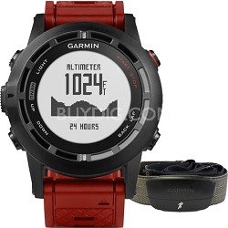 fenix 2 Special Edition Multisport Watch Performance Bundle with HRM-Run Monitor