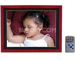 MI-PF 15 inch Digital Picture Frame w/ remote