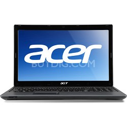 "Aspire AS5250-0437 15.6"" Notebook PC - AMD E-Series Dual-Core Processor E-450"