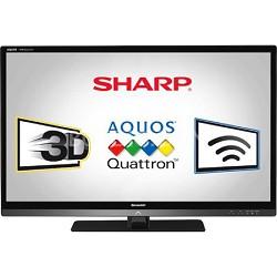 "LC46LE835U 46"" Aquomotion 240hz AQUOS 3D LED TV"