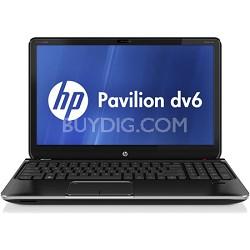 """Pavilion 15.6"""" dv6-7020us Entertainment Notebook PC - Intel Core i5-2450M Proc."""