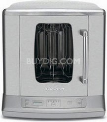 CVR-1000 Vertical Countertop Rotisserie with Touchpad Controls