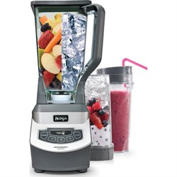 Professional Style Blender with Single Serve (BL660) - OPEN BOX
