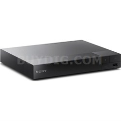 BDP-S3500 Streaming Blu-Ray Disc Player with Super Wi-Fi Technology - OPEN BOX