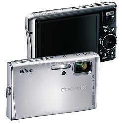 Coolpix S50c Digital camera (Silver)