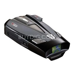 XRS-9930VP 12 Band Radar/Laser Detector with Color Bright Grafx Display
