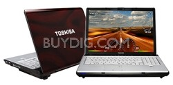 "Satellite X205-S9810 17"" Notebook PC (PSPB9U-05C02P)"
