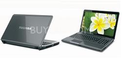 Satellite P755-S5260 15.6 Inch Platinum Notebook Intel Core i3-2310M Processor