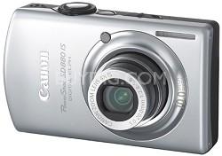 Powershot SD880 IS 10MP Digital ELPH Camera (Silver)