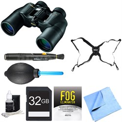 ACULON 16x50 Binoculars (A211) Adventure Bundle