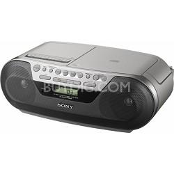 CFD-S05 CD Radio Cassette Recorder Boombox Speaker System - OPEN BOX