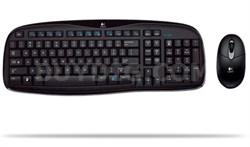 Cordless Desktop EX100 Keyboard & Mouse - OPEN BOX