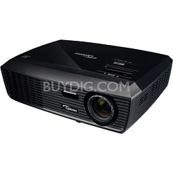 Optoma DS325 SVGA 2800 Lumen Full 3D DLP Projector Factory Refurbished